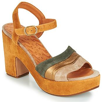 Schoenen Dames Sandalen / Open schoenen Chie Mihara YEVA Goud