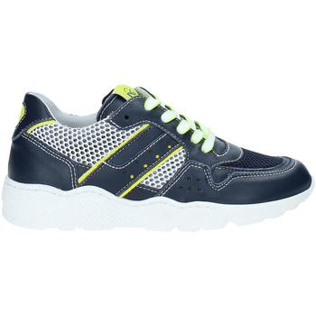 Schoenen Kinderen Lage sneakers Nero Giardini P933572M Bleu
