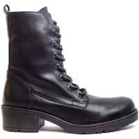 Schoenen Dames Enkellaarzen Zap-In TRON LOW Zwart