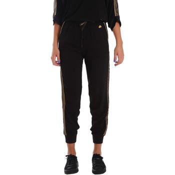 Textiel Dames Trainingsbroeken Fornarina BE171L96C99700 Zwart
