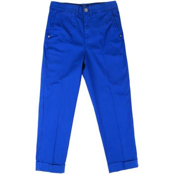 Textiel Dames Chino's Fornarina BE171L73G29112 Blauw