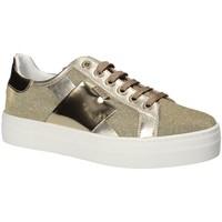 Schoenen Dames Lage sneakers Keys 5541 Geel