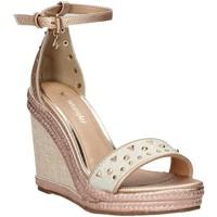 Schoenen Dames Sandalen / Open schoenen Wrangler WL91592A Roze