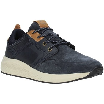Schoenen Heren Lage sneakers Wrangler WM92140A Blauw