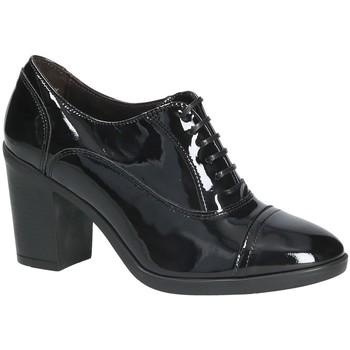 Schoenen Dames Derby Maritan G 140468 Zwart