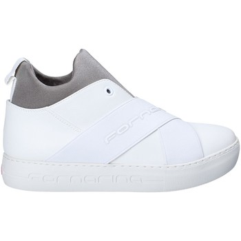 Schoenen Dames Instappers Fornarina PI18YM1063VT09 Wit