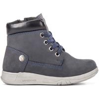Schoenen Kinderen Laarzen Lumberjack SB29501 001 D01 Bleu