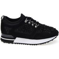 Schoenen Dames Lage sneakers Apepazza FNY03 Zwart