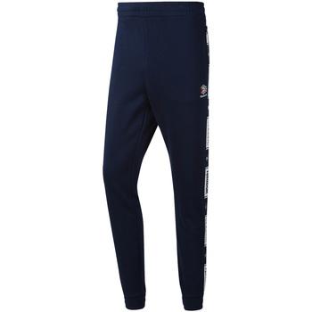 Textiel Heren Trainingsbroeken Reebok Sport DT8141 Blauw