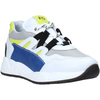 Schoenen Jongens Lage sneakers Nero Giardini E033781M Blanc