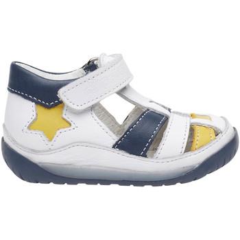 Schoenen Kinderen Sandalen / Open schoenen Falcotto 1500815 02 Blanc