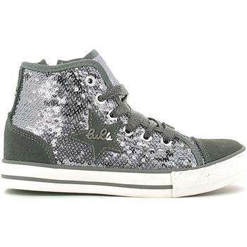 Schoenen Kinderen Hoge sneakers Lulu LV010070T Gris