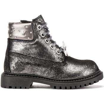 Schoenen Kinderen Laarzen Lumberjack SG00101 013 A11 Noir