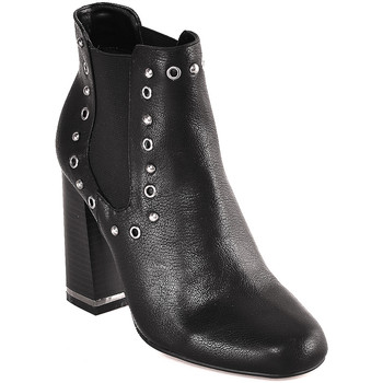 Schoenen Dames Enkellaarzen Gattinoni PINDL0774W Noir