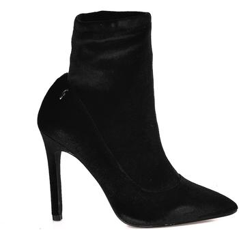 Schoenen Dames Enkellaarzen Gattinoni PINZO0778W Noir
