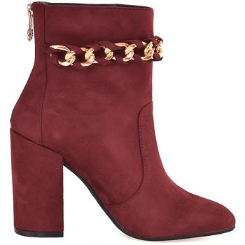 Schoenen Dames Enkellaarzen Gattinoni PINOD0784W Violet