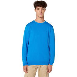 Textiel Heren Truien Wrangler W8A0PDXKL Blauw