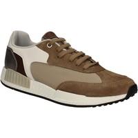 Schoenen Heren Lage sneakers Keys 3061 Marron