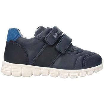Schoenen Kinderen Lage sneakers Nero Giardini A823300M Bleu