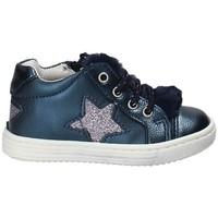 Schoenen Kinderen Lage sneakers Melania ME1239B8I.A Blauw