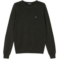 Textiel Heren Truien Nero Giardini E074600U Vert