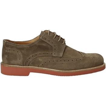 Schoenen Heren Derby Exton 9190 Bruin