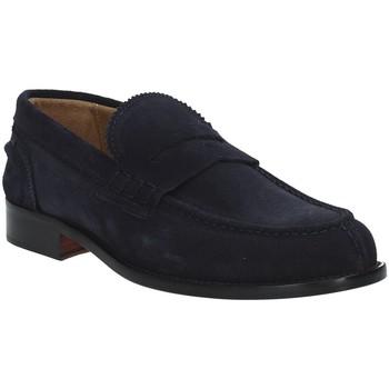 Schoenen Heren Mocassins Rogers 652 Blauw