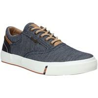 Schoenen Heren Lage sneakers Wrangler WM91120A Blauw