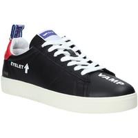Schoenen Heren Lage sneakers Gas GAM914022 Zwart
