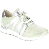 Schoenen Dames Lage sneakers Grunland SC3293 Groen