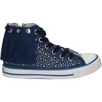 Schoenen Kinderen Hoge sneakers Lulu LV010074T Bleu