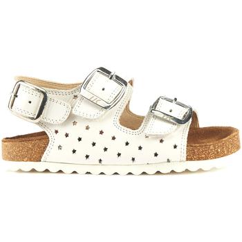 Schoenen Kinderen Sandalen / Open schoenen Lumberjack SG55606 001 B08 Blanc