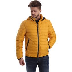 Textiel Heren Dons gevoerde jassen Byblos Blu 669501 Geel