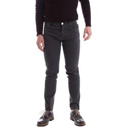 Textiel Heren 5 zakken broeken Sei3sei 02396 Grijs