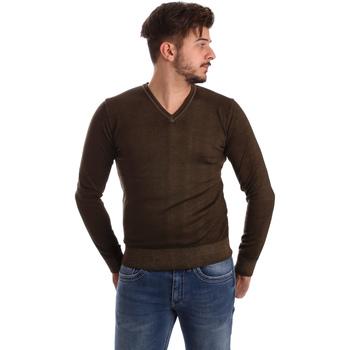 Textiel Heren Truien Wool&co WO0002 Bruin