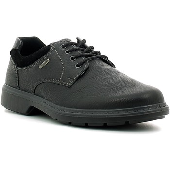 Schoenen Heren Derby Enval 6891 Zwart