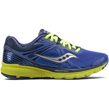 Schoenen Dames Running / trail Saucony S10329 Blauw
