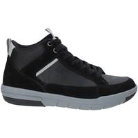 Schoenen Heren Hoge sneakers Lumberjack SM51505 002 V12 Zwart