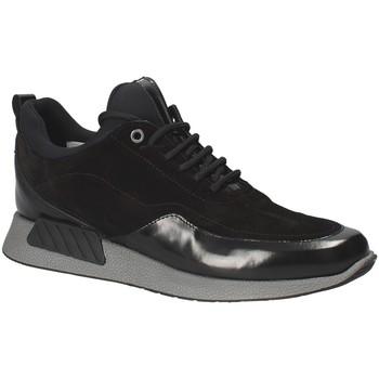 Schoenen Heren Lage sneakers Exton 162 Zwart