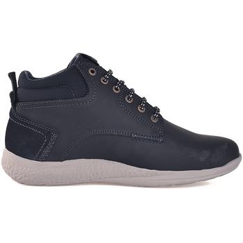 Schoenen Heren Laarzen Wrangler WM182150 Blauw