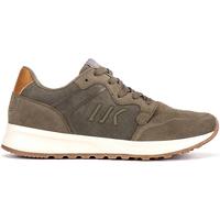 Schoenen Heren Lage sneakers Lumberjack SM44105 004 M65 Groen