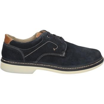 Schoenen Heren Derby Enval 7885 Blauw