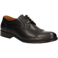 Schoenen Heren Derby Rogers 1602B Zwart