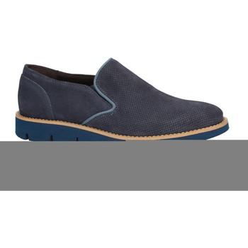 Schoenen Heren Mocassins Rogers 1702B Blauw