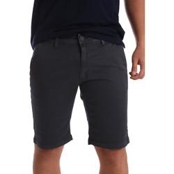 Textiel Heren Korte broeken / Bermuda's Navigare NV56001 Grijs