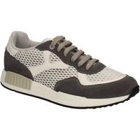 Schoenen Heren Lage sneakers Keys 3065 Blanc