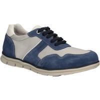Schoenen Heren Lage sneakers Keys 3071 Bleu
