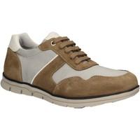 Schoenen Heren Lage sneakers Keys 3071 Marron