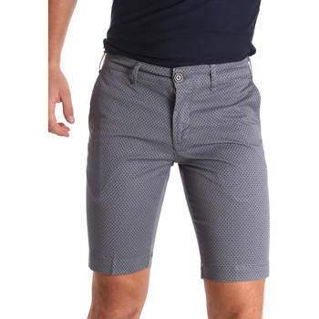 Textiel Heren Korte broeken / Bermuda's Sei3sei PZV132 71336 Grijs