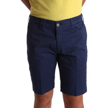 Textiel Heren Korte broeken / Bermuda's Sei3sei PZV132 71336 Blauw